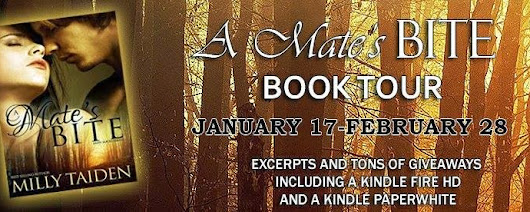 Spotlight: A Mate's Bite by Milly Taiden (Excerpt + Giveaway)