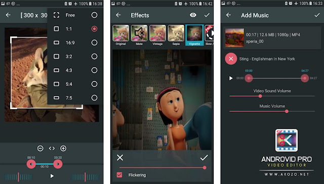download AndroVid Pro Video Editor Apk