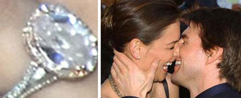tom cruise wedding ring |Wedding Pictures