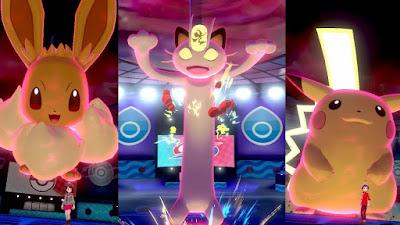 Novo vídeo Pokémon Sword & Shield mostra mecânica Gigantamax
