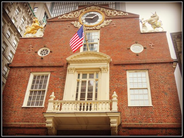 Old State House en Boston