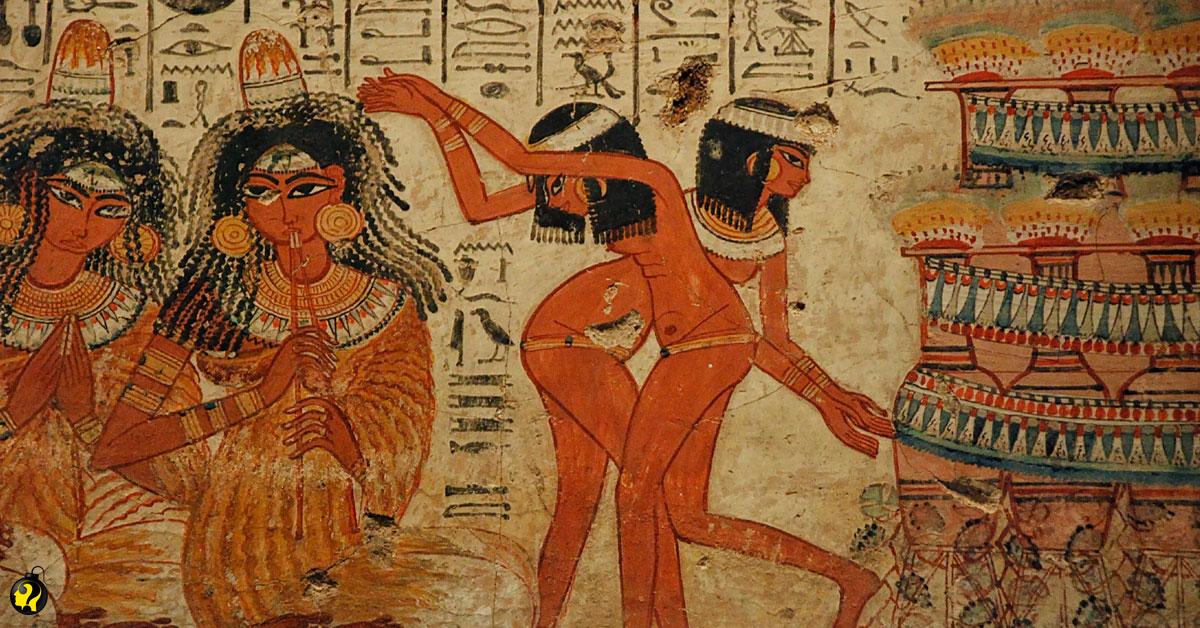 8 fatos realmente nojentos sobre a vida no Egito antigo
