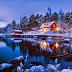 Kar ve Kış Manzaralı Fotoğraflar