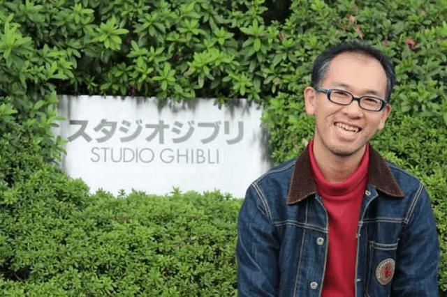hiromasa yonebayashi adalah salah satu pekerja studio Ghibli