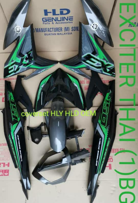 o2o BIKERS PARTS & ACCESSORIES: YAMAHA Y15ZR EXCITER THAI
