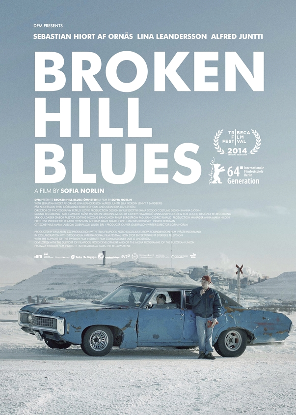 Póster. Ömheten (Broken Hill Blues)