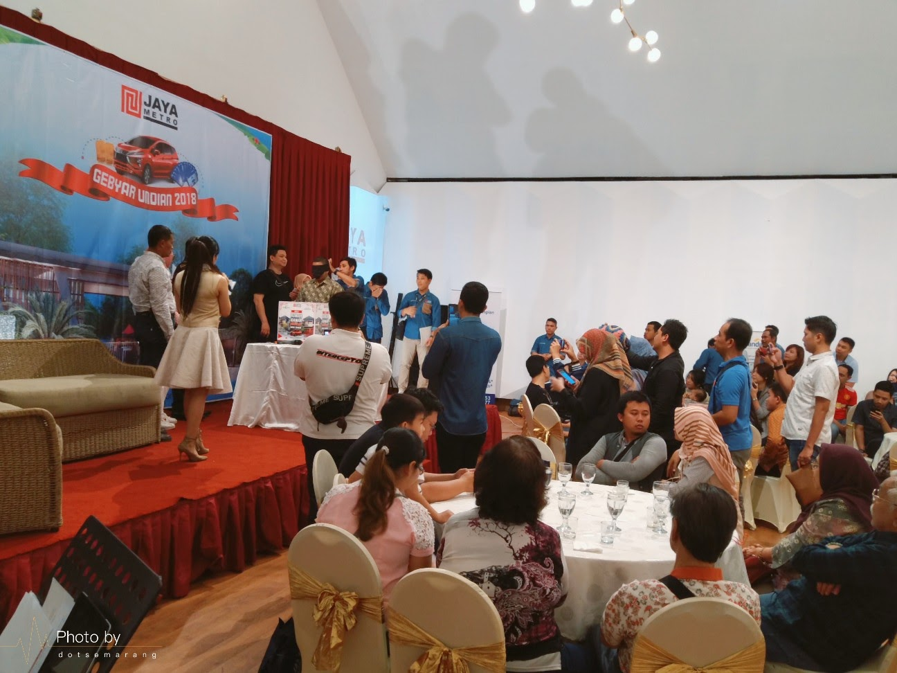 Ini Daftar Pemenang Gebyar Undian 2018 dari Jaya Metro Semarang