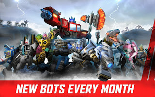 TRANSFORMERS: Forged to Fight v4.0.0 Mega Mod