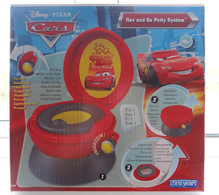 TOMY potty, potty training, 3-in-1 potty