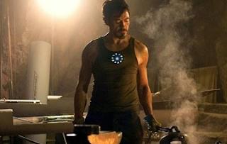 Deep Iron Man Fans