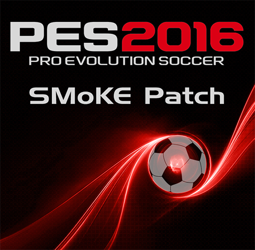 PES 2016 SMoKE Patch Update 8.5.1 - Released #31/07/2016