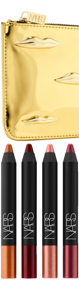 NARS NARS x Man Ray: The Kiss Velvet Matte Lip Pencil Set