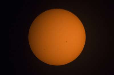 sunspots october 9 2016