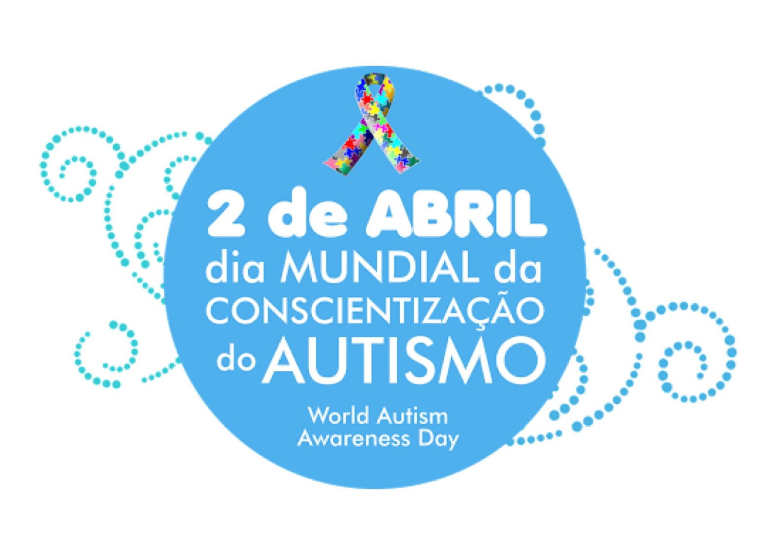 2 de abril dia do autismo