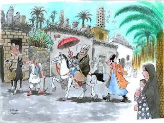 حال القرية المصرية منذ عهد الفراعنة  القرية المصرية تغيرت كثيراً