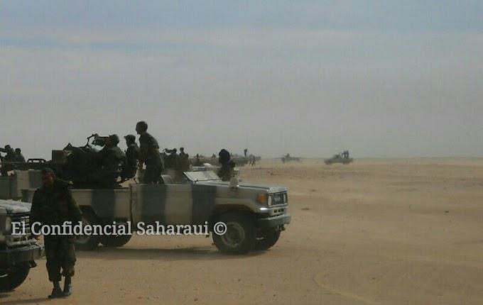 """El Frente Polisario expresa su """"satisfacción"""" con los últimos avances de la causa saharaui"""