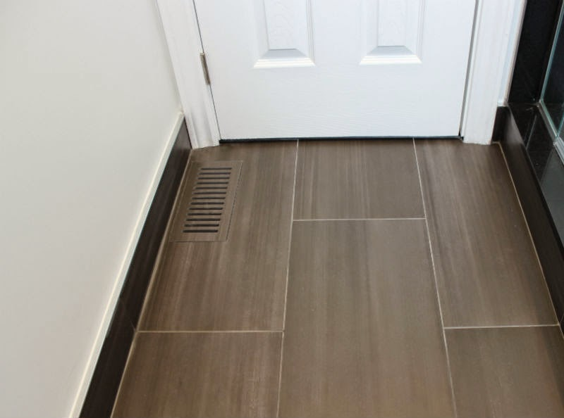 Custom Flooring Heat Register