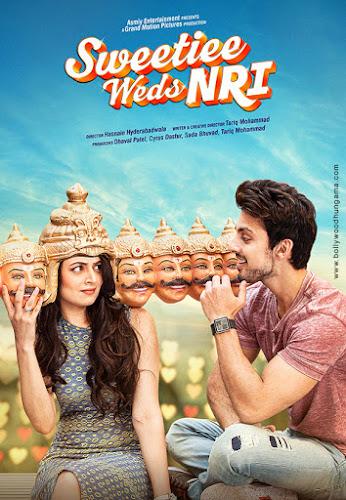 Sweetiee Weds NRI (2017) Movie Poster