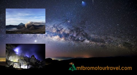 Mt. Bromo Milky Way and Ijen Blue Fire Tour (3 days)
