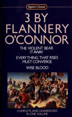 literary devices in everything that rises must converge by flannery oconnor In greenleaf by flannery o'connor we have the theme of faith, grace and control taken from her everything that rises must converge collection the story is narrated in the third person and begins with the main protagonist mrs may waking in the middle of the night and seeing a bull tearing at her hedge.