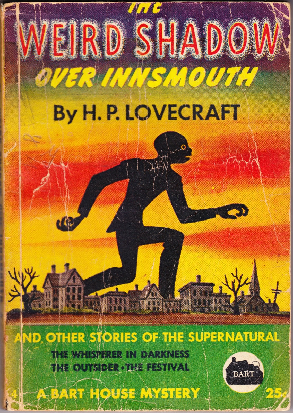Shadow Over Innsmouth Cover