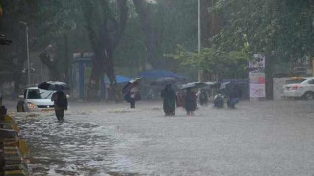 यूपी में बारिश का कहर जारी, 24 घंटे में हुई पांच लोगों की मौत
