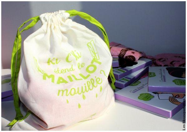 Avis blog - Ki C Ki étend le maillot mouillé ? Les Tendances d'Emma