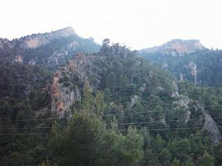 carretera acceso, Beceite, Beseit, 5