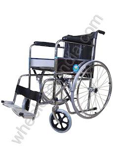 Basic Manual Wheelchair
