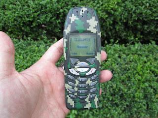 Nokia 6310 Army Color