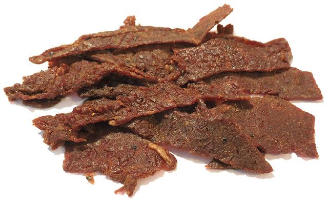 bbq beef brisket jerky