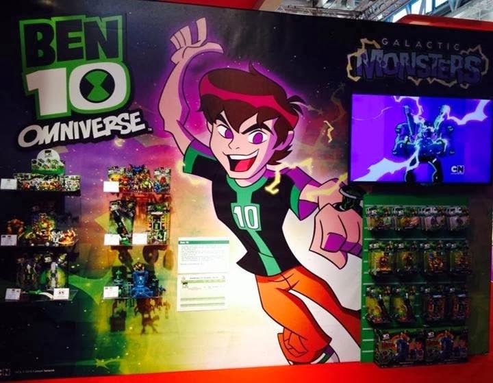 Omnitrix animes - Ben 10 Omniverse Galatic Monsters