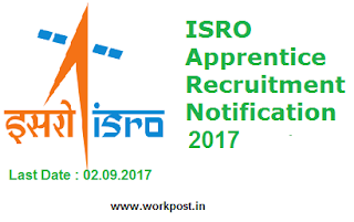 IPRC Apprentice Recruitment 2017