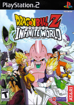 Dragon Ball Z: Infinite World (NTSC) PS2 Torrent Download