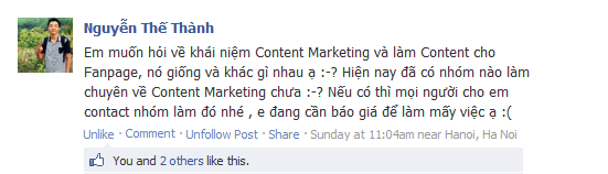 Phân biệt Content Marketing và Social media Marketing