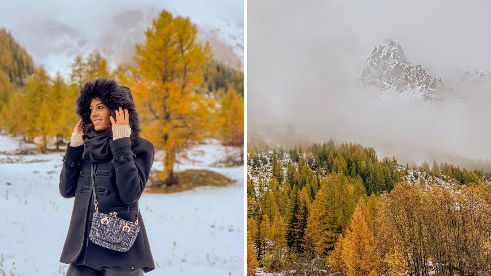 week end autunnale a Courmayeur monte bianco, autunno a Courmayeur, valentina rago, fashion need, fashion blog Italia
