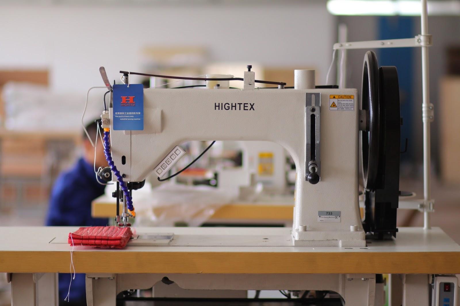 hightex sewing machine