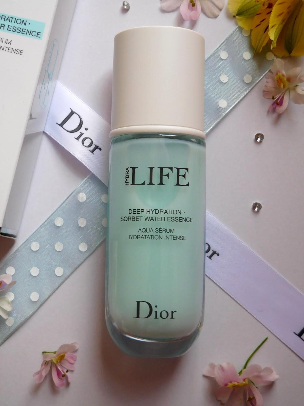Hydra Life Deep Hydration Sorbet Water Essence by Dior #4