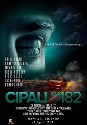 Cipali Km 182 Poster