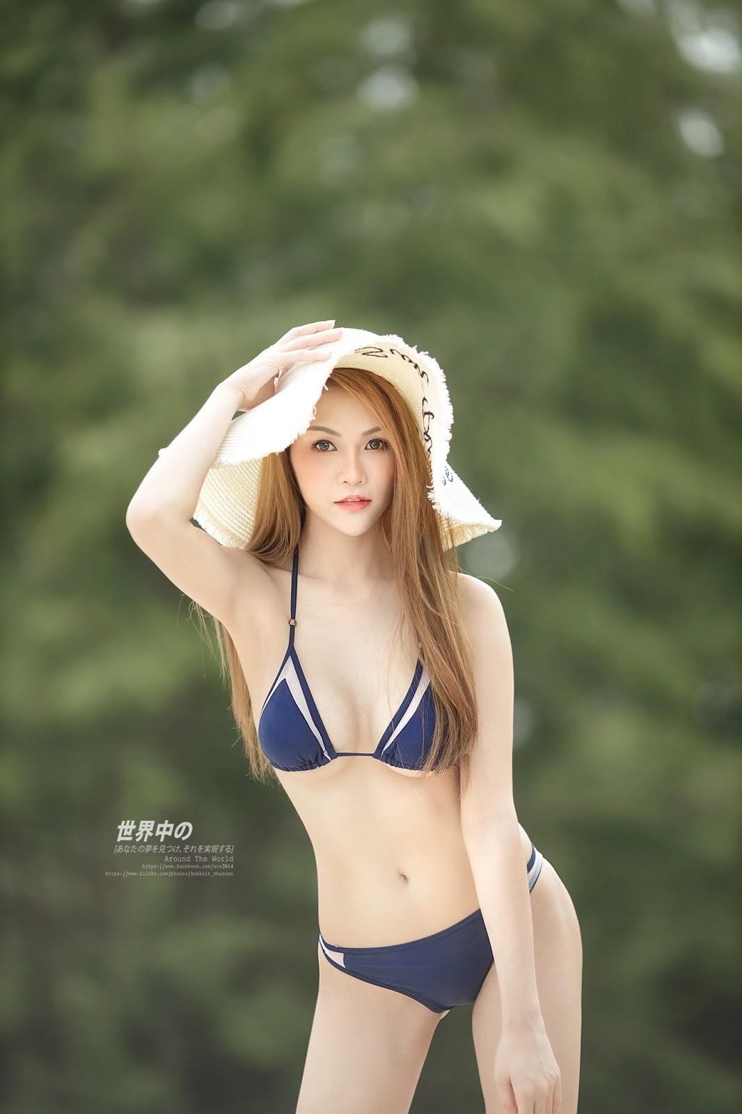 Thailand Beautyful Girl Pic No.252 || Saowalak Hanhiam