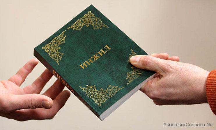 Nuevo Testamento en Uzbekistán