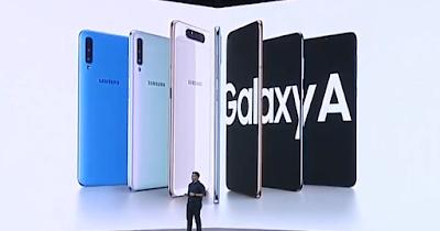 Samsung Galaxy A Series Smartphone