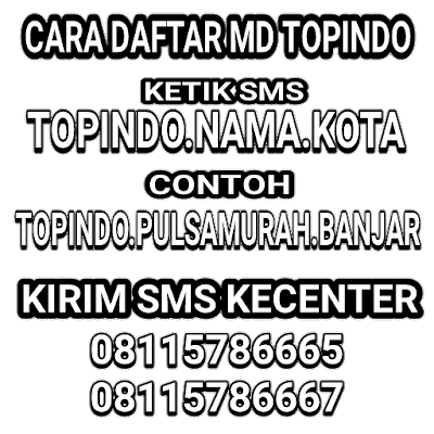 Daftar agen Topindo