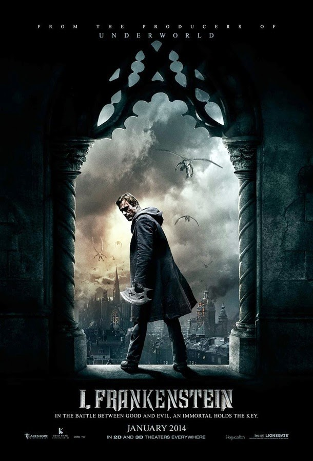 I Frankenstein 2014 Dual Audio