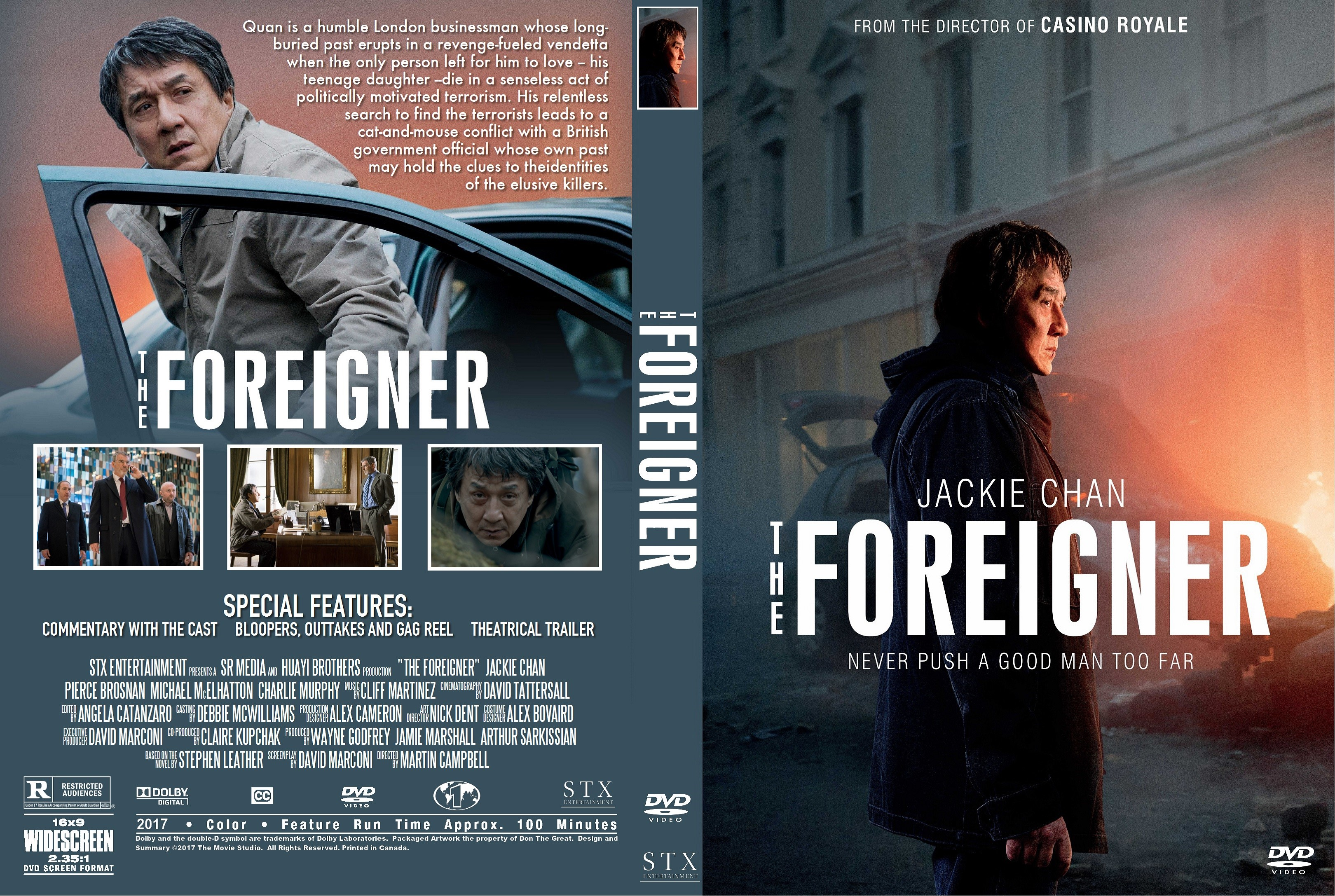 The Foreigner Kinox.To