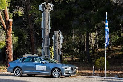 Οικονομικό Forum Δελφών και Volvo