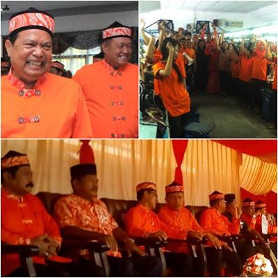 One Day Orange Pecahkan Rekor MURI