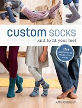 Custom Fit Socks: The Book