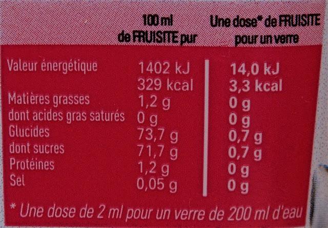 Framboise - Grenade - Fruisite - Antésite - Noirot - Boisson - Drink