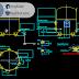 مجموعة بلوكات غرف الضغط العالي اوتوكاد dwg